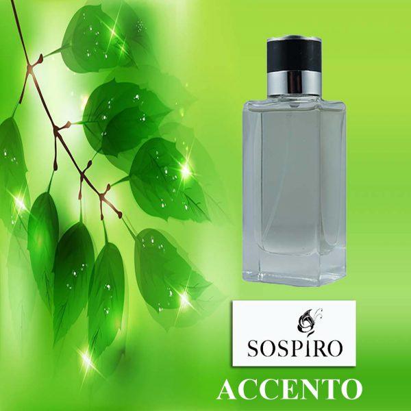ادوپرفیوم زنانه و مردانه سوسپیرو مدل اکسنتو Perfume Sospiro Accento Eau De Parfum