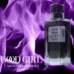 ادکلن زنانه کارولینا هررا مدل گود گرل Good Girl Carolina Herrera