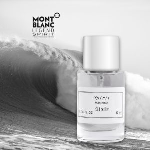 و ادکلن مردانه مونت بلنک لجند اسپیریت Mont Blanc Legend Spirit for men